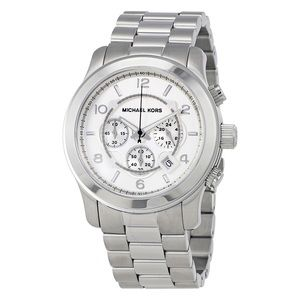 Michael Kors Stainless Steel Watch - MK 8086